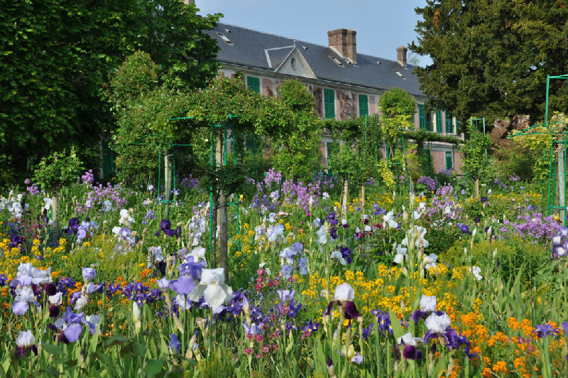 Monet's Gardens Giverney