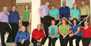 Saco Bay Jazz Vocal Ensemble