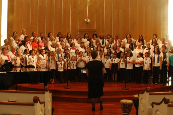 Voices in Harmony Choirs